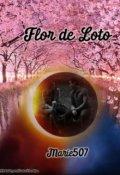 """Portada del libro """"Flor de Loto"""""""