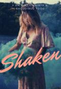 """Portada del libro """"Shaken"""""""