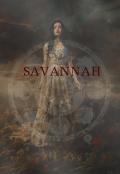 """Portada del libro """"Savannah"""""""