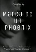 """Portada del libro """"Marca de un phoenix"""""""