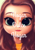 """Portada del libro """"Hogar Dulce Hogar #hdh1"""""""