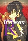 "Portada del libro ""Digimon R3"""