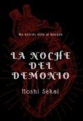 """Portada del libro """"La noche del demonio ©"""""""