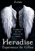 """Portada del libro """"Heradise: Esperanza de Gilius"""""""