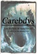 """Portada del libro """"Carebdys, el monstruo succionador"""""""