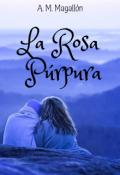 """Portada del libro """"La Rosa Púrpura"""""""
