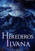 """Portada del libro """"Los herederos de Ilvana"""""""
