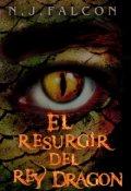 """Portada del libro """"El Resurgir del Rey Dragon"""""""