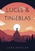"""Portada del libro """"Luces & Tinieblas"""""""