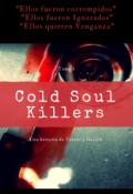 """Portada del libro """"Cold Soul Killers"""""""