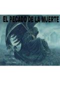 """Portada del libro """"El pecado de la muerte """""""