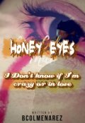 "Portada del libro ""Honey Eyes"""