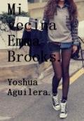 """Portada del libro """"Mi vecina Emma Brooks."""""""