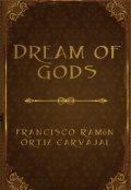 "Portada del libro ""Dream of gods"""