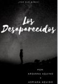 """Portada del libro """"Los Desaparecidos"""""""