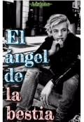 """Portada del libro """"El ángel de la bestia"""""""