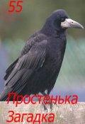 """Обкладинка книги """"Простенька загадка (55)"""""""