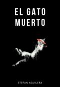 """Portada del libro """"El gato muerto"""""""