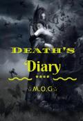 "Portada del libro ""Death's Diary"""