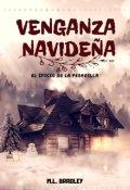 """Portada del libro """"Venganza Navideña: el inicio de la pesadilla"""""""