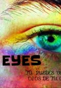 """Portada del libro """"Eyes """""""