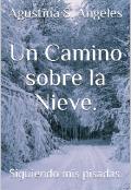 """Portada del libro """"Un Camino Sobre la Nieve."""""""