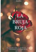"Portada del libro ""La Bruja Roja"""