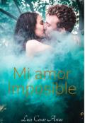 """Portada del libro """"Mi amor imposible"""""""