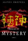 """Portada del libro """"Realm of Mystery"""""""