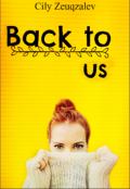 "Portada del libro ""Back to us"""