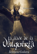"""Portada del libro """"La Llave de la Valquiria - Relato - """""""