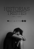 "Portada del libro ""Historias tristes:anécdotas de Agramón """