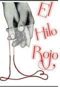 """Portada del libro """"La leyenda """"El Hilo Rojo"""""""""""