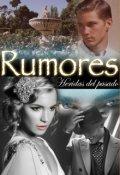 """Portada del libro """"Rumores"""""""