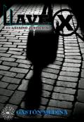 """Portada del libro """"Llave X - El Asesino Justiciero"""""""