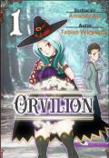 """Portada del libro """"Orvilion: Un nuevo y complicado estilo de vida"""""""