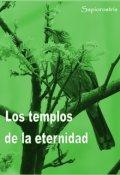 """Portada del libro """"Los Templos de la Eternidad"""""""