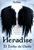 """Portada del libro """"Heradise: El Exilio de Dante"""""""