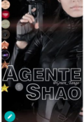 """Portada del libro """"Agente Shao"""""""