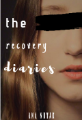 """Book cover """"the recovery diaries."""""""