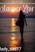 """Portada del libro """"Strange Love"""""""