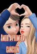 """Portada del libro """"Amor a primera canción """""""