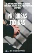 """Portada del libro """"Preciosas toxinas """""""