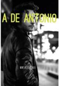 """Portada del libro """"A de Antonio"""""""