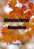 """Portada del libro """"Historias Cortas Romanticas"""""""