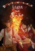 """Portada del libro """"Between Light and Fire (leo Valdez) -Ascendents #1-"""""""