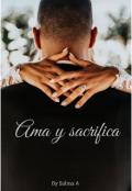 """Portada del libro """"Ama y sacrifica"""""""