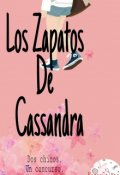 """Portada del libro """"Los Zapatos De Cassandra"""""""