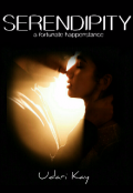 "Book cover ""Serendipity - a fortunate happenstance"""