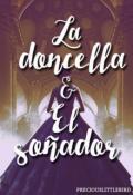 """Portada del libro """"La doncella y el soñador"""""""